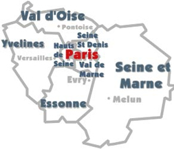 Intervention sur Paris et en Ile de France